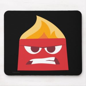 Anger Mouse Pad