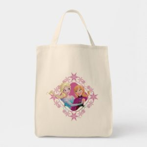 Anna and Elsa | Family Forever Tote Bag
