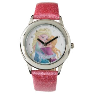 Anna and Elsa | Hugging Wrist Watch