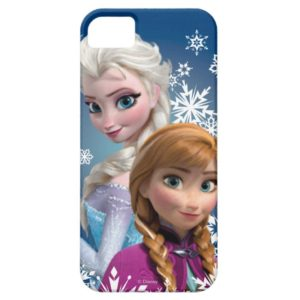 Anna and Elsa | Snowflakes Case-Mate iPhone Case