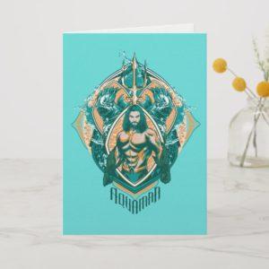 Aquaman | Aquaman & Trenchers Graphic Card