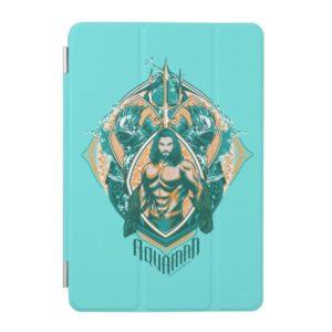 Aquaman | Aquaman & Trenchers Graphic iPad Mini Cover
