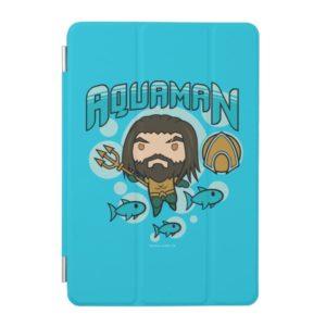 Aquaman   Chibi Aquaman Undersea Graphic iPad Mini Cover