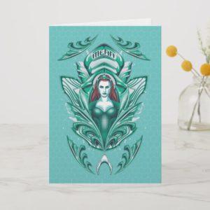 Aquaman | Ornate Mera Graphic Card