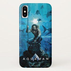 Aquaman | Prince Orin With Aquatic Animals Case-Mate iPhone Case