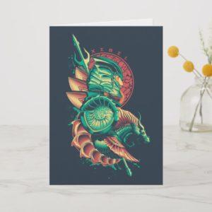 Aquaman | Xebel King Nereus Graphic Card