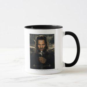 Aragorn Sword Down Mug