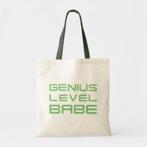 Arrow | Genius Level Babe Tote Bag