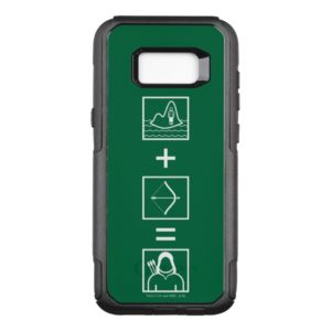 Arrow | Green Arrow Equation OtterBox Commuter Samsung Galaxy S8+ Case