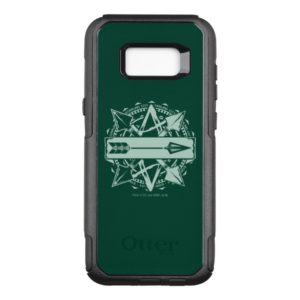 Arrow | Starling City Arrow Badge OtterBox Commuter Samsung Galaxy S8+ Case