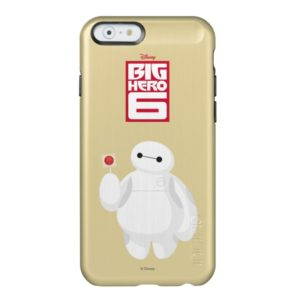 Big Hero 6 | Baymax with Lollipop Incipio iPhone Case