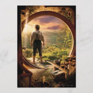 BILBO BAGGINS™ Back in Shire Collage