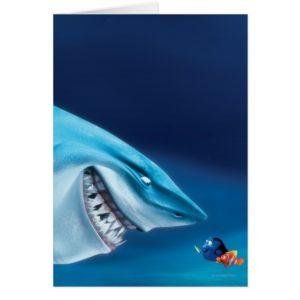 Bruce, Nemo and Dory 1