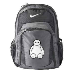 Classic Baymax Sitting Graphic Nike Backpack