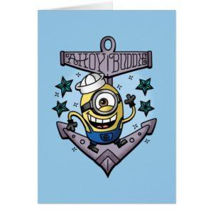 Despicable Me | Minion Ahoy Buddie