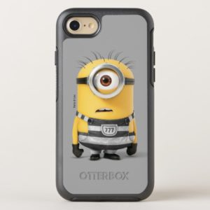Despicable Me | Minion Carl in Jail OtterBox iPhone Case