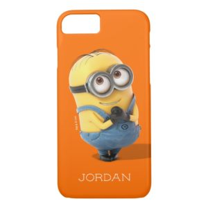 Despicable Me | Minion Dave Happy Case-Mate iPhone Case