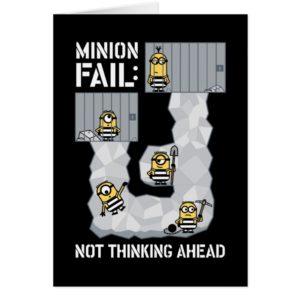 Despicable Me | Minion Fail: Not Thinking Ahead
