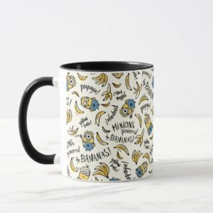 Despicable Me | Minions - Powered by Bananas Mug