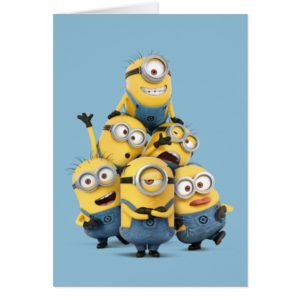 Despicable Me | Pyramid of Minions