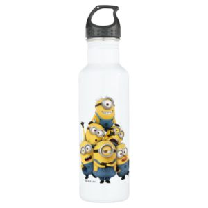 Despicable Me | Pyramid of Minions Stainless Steel Water Bottle