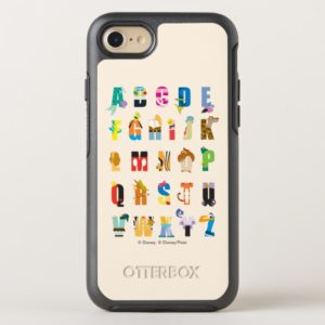 Disney Alphabet Mania OtterBox iPhone Case