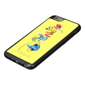 Disney Logo | Boy Characters OtterBox iPhone Case