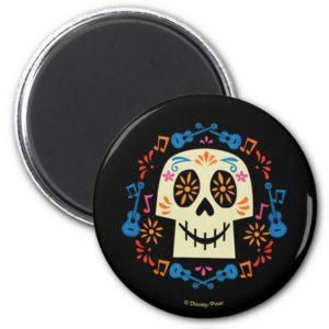 Disney Pixar Coco | Gothic Sugar Skull Magnet
