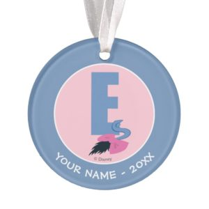 E is for Eeyore | Add Your Name Ornament