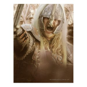 Eomer with Helmet Postcard