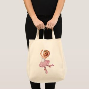 Fancy Nancy | Ballerina Outfit Tote Bag
