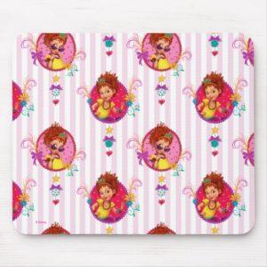 Fancy Nancy | Charm & Grace Pattern Mouse Pad