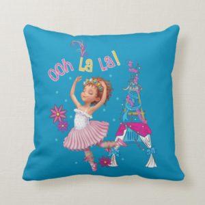 Fancy Nancy | Ooh La La Throw Pillow