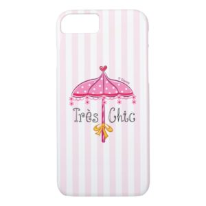 Fancy Nancy   Tres Chic Case-Mate iPhone Case