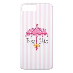 Fancy Nancy | Tres Chic Case-Mate iPhone Case