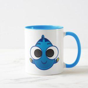 Finding Dory | Dory Emoji Mug