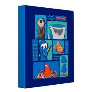 Finding Dory | Group of Characters Binder