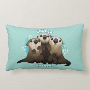 Finding Dory Otters | Cuddle Party Lumbar Pillow