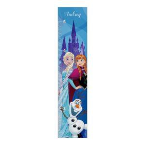 Frozen | Anna, Elsa & Olaf Growth Chart