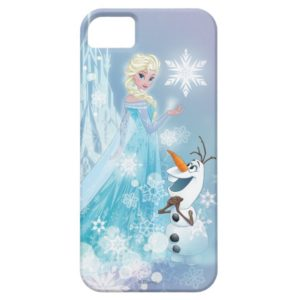 Frozen | Elsa and Olaf - Icy Glow Case-Mate iPhone Case
