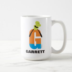 G is for Goofy | Add Your Name Coffee Mug