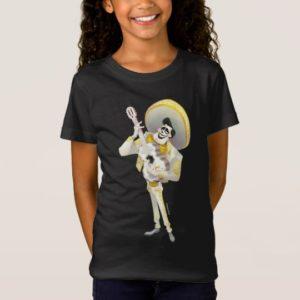 Disney Pixar Coco | Ernesto | Playing Guitar T-Shirt