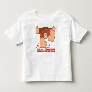 Wreck it Ralph Pounding Bricks Toddler T-shirt