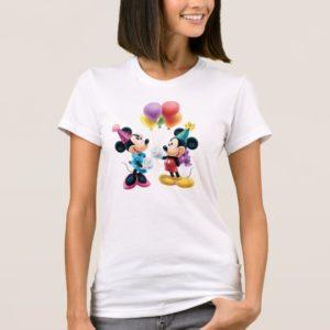 Mickey & Minnie | Birthday T-Shirt