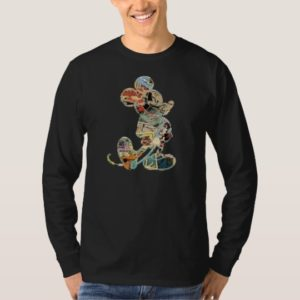 Classic Mickey | Comic Silhouette T-Shirt