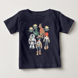 Toy Story | Toy Story Friends Turn 2 Baby T-Shirt