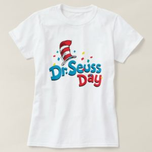 Dr. Seuss Day | Confetti T-Shirt