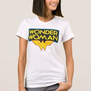 Wonder Woman Logo 3 T-Shirt