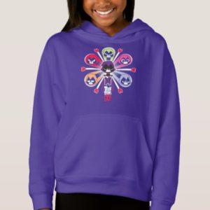 Teen Titans Go! | Raven's Emoticlones Hoodie
