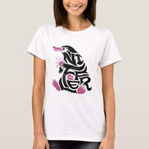 NIFFLER™ Typography Graphic T-Shirt